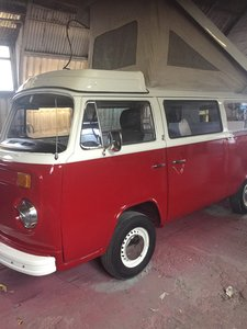 Picture of 1978 vw bay window westfilia