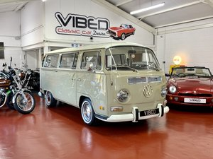 Picture of 1970 VW T2 Early Bay Window Microbus Deluxe // Very Rare