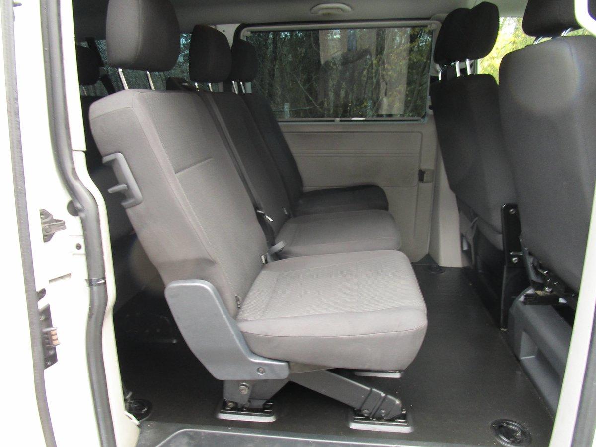 2017/ 67 Volkswagen Transporter Shuttle 2.0TDI EURO 6 - 9 SE For Sale (picture 6 of 6)
