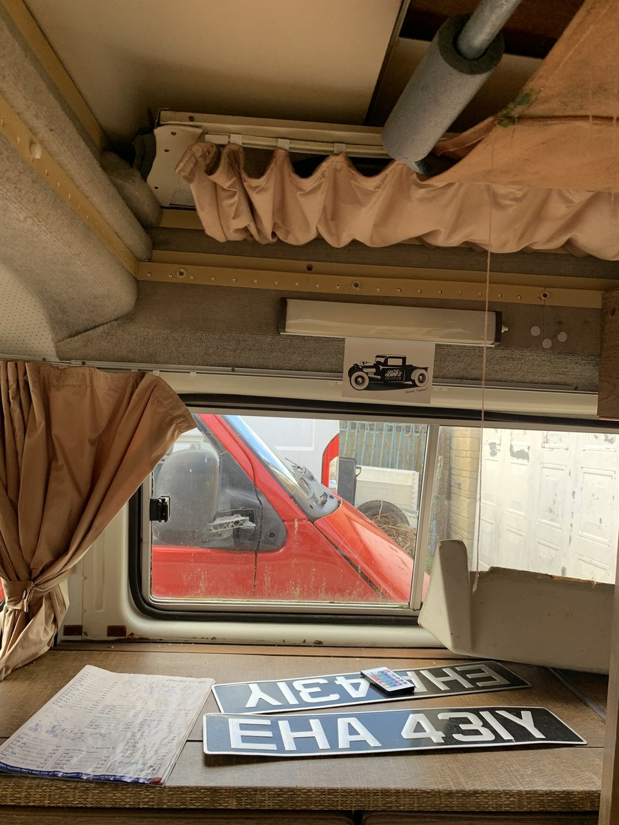 1983 Vw autosleeper For Sale (picture 3 of 4)