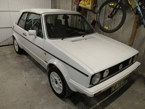Picture of 1987 Rare Golf mk1 Golf Cabriolet All white 1.6