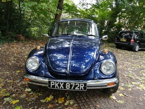Picture of 1976 Rare classic VW 1303 S Super BEETLE 1600 MOT