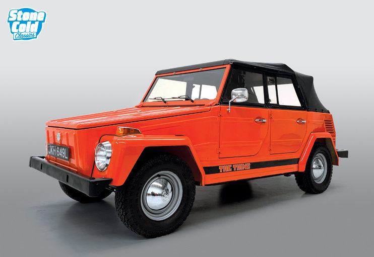 1973 Volkswagen Type 181 The Thing • Restored • For Sale (picture 1 of 10)