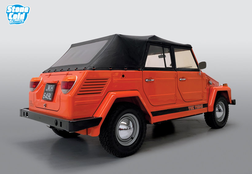 1973 Volkswagen Type 181 The Thing • Restored • For Sale (picture 2 of 10)