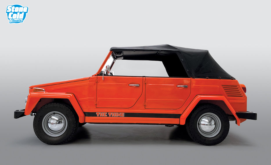 1973 Volkswagen Type 181 The Thing • Restored • For Sale (picture 3 of 10)