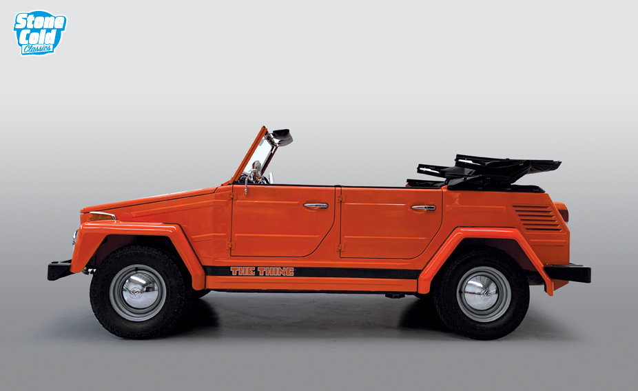 1973 Volkswagen Type 181 The Thing • Restored • For Sale (picture 4 of 10)
