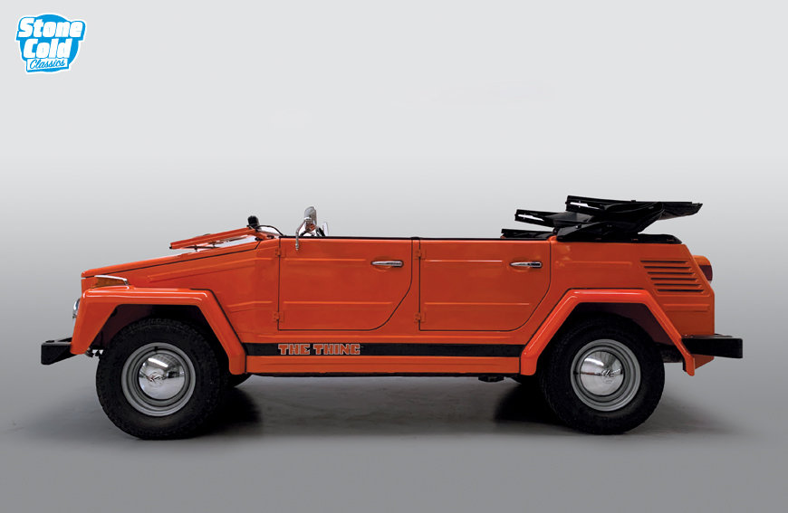 1973 Volkswagen Type 181 The Thing • Restored • For Sale (picture 5 of 10)