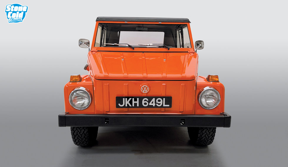 1973 Volkswagen Type 181 The Thing • Restored • For Sale (picture 6 of 10)