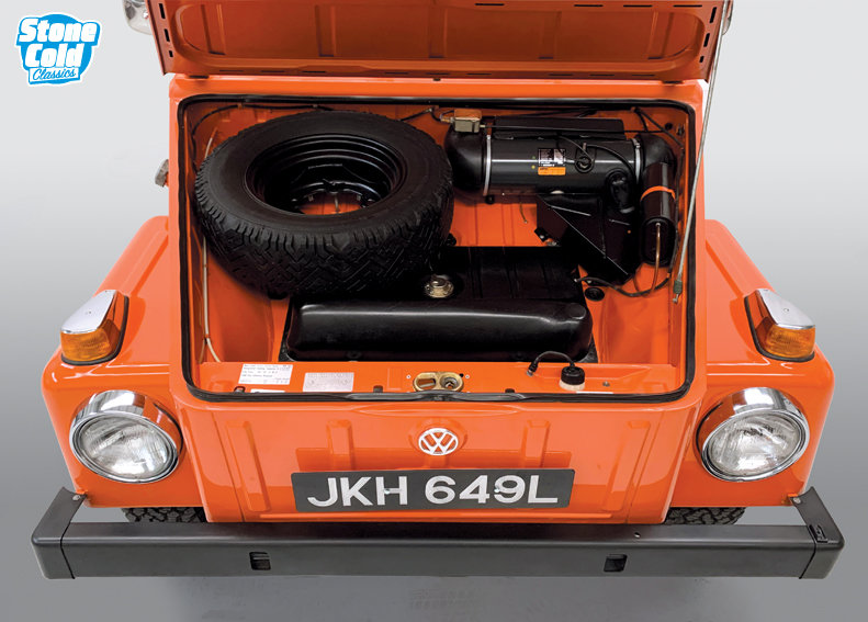 1973 Volkswagen Type 181 The Thing • Restored • For Sale (picture 7 of 10)