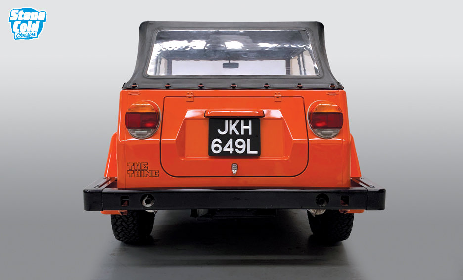 1973 Volkswagen Type 181 The Thing • Restored • For Sale (picture 8 of 10)