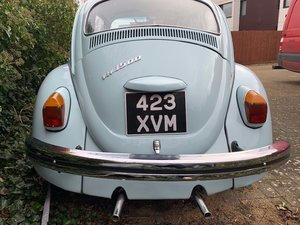 Picture of 1962 VW Beetle De Luxe