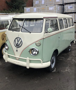 Picture of 1972 Split screen camper