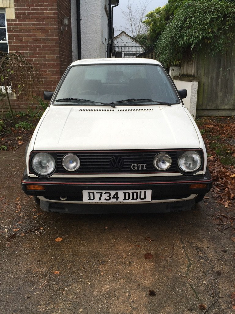 Picture of 1986 Very original early VW Golf GTI MK2