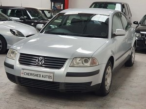 VOLKSWAGEN PASSAT 2.0 SE* SAME FAMILY OWNED FROM NEW*