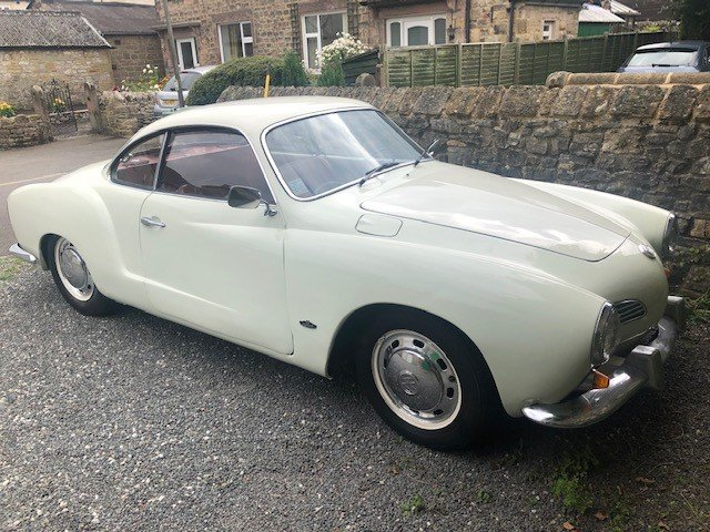 Picture of 1968 VW Karmann Ghia For Sale