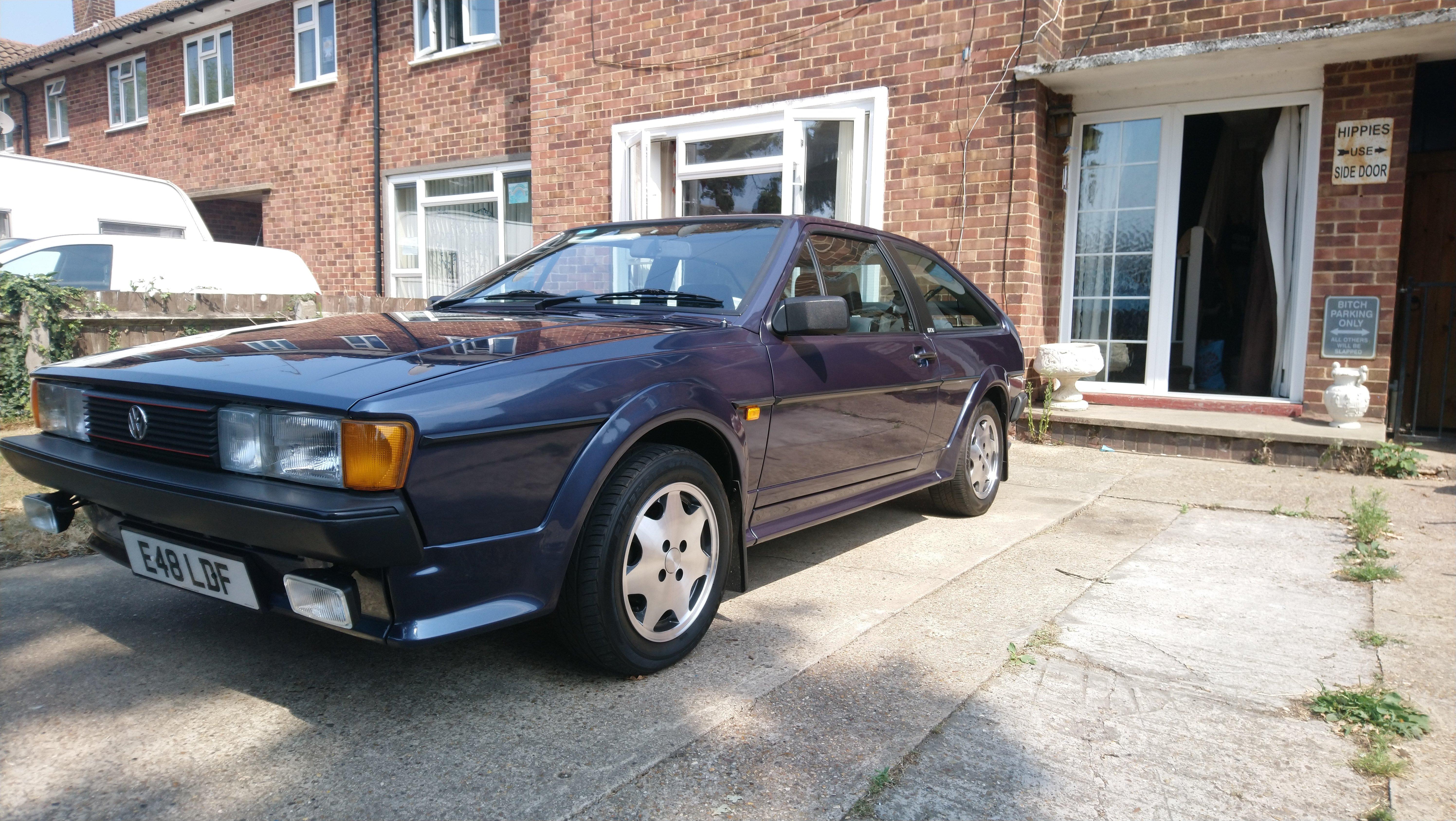 Picture of 1988 Rare VW gtx scirocco