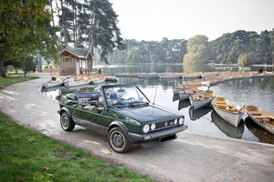 Picture of 1982 GOLF GTI CABRIOLET BIEBER