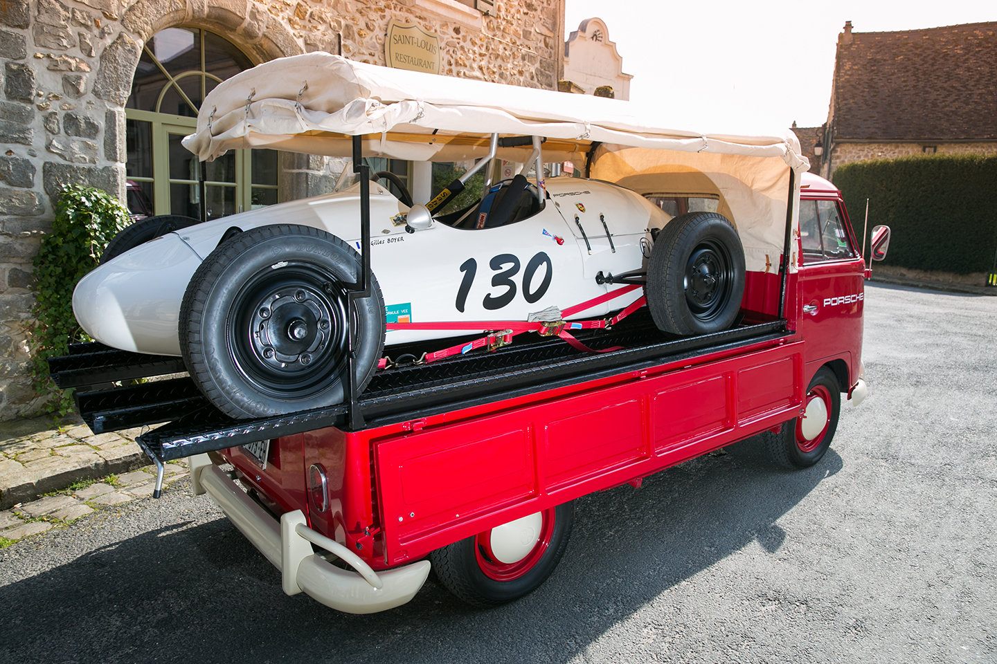 1963 COMBI PICK-UP / FORMULE V For Sale by Auction (picture 2 of 6)