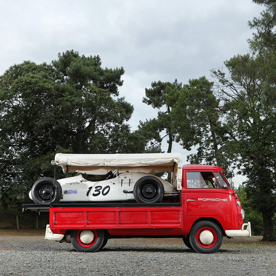 1963 COMBI PICK-UP / FORMULE V For Sale by Auction (picture 3 of 6)