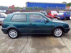 Picture of 1997 Volkswagen golf 2.0 gti 3dr 12mmot-74k-s/hist
