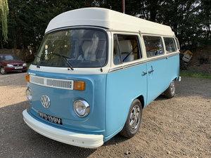 Picture of 1978 Mint VW Campervan 4 Berth