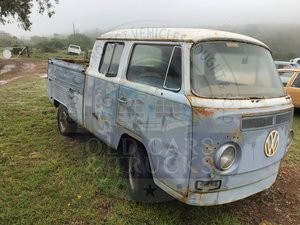 Picture of 0000 VW Kombi Double cab Pick Up For Sale
