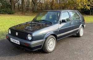 Picture of 1991 Volkswagen Golf GLX Mk2 Hatchback For Sale by Auction