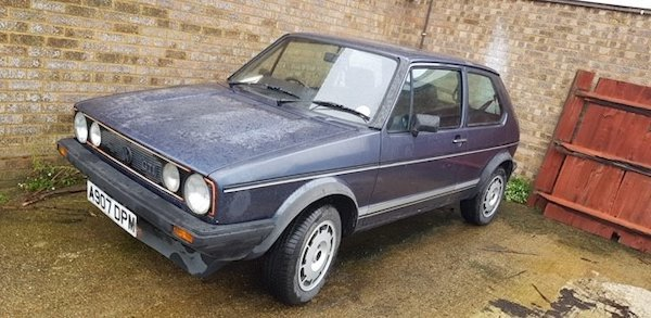 Picture of 1983 Volkswagen Golf MkI GTI For Sale by Auction