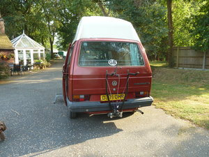 Picture of 1986 VW Camper Hi Top Camper van
