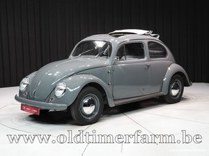 Picture of 1955 Volkswagen Kever Ovaal Ragtop '55 For Sale