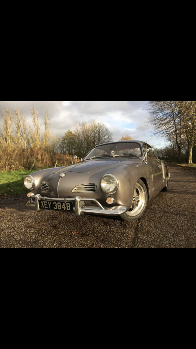 Picture of 1964 Vw Karmann Ghia type 14 For Sale