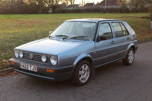 Picture of VW golf GL 1.8 1990 - to be auctioned 26-03-21 For Sale by Auction