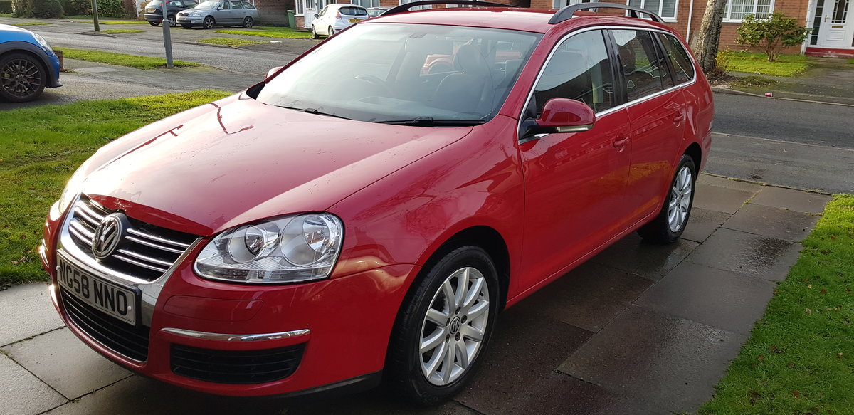 Picture of 2008 vw golf se estate 1.9tdi PD dsg 7 speed For Sale