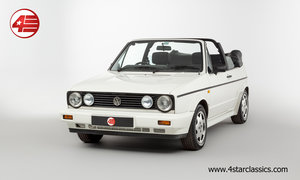 Picture of 1992 VW Golf Mk1 Clipper Cabriolet /// Manual /// 27k Miles For Sale