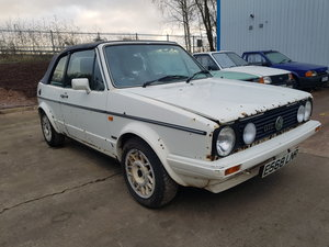 Picture of 1988 Volkswagen Golf GTI Clipper Cabriolet For Sale