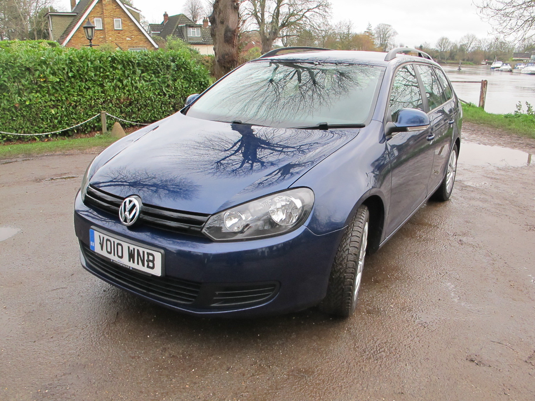 2010 VW Golf Estate - Very clean car For Sale (picture 8 of 12)