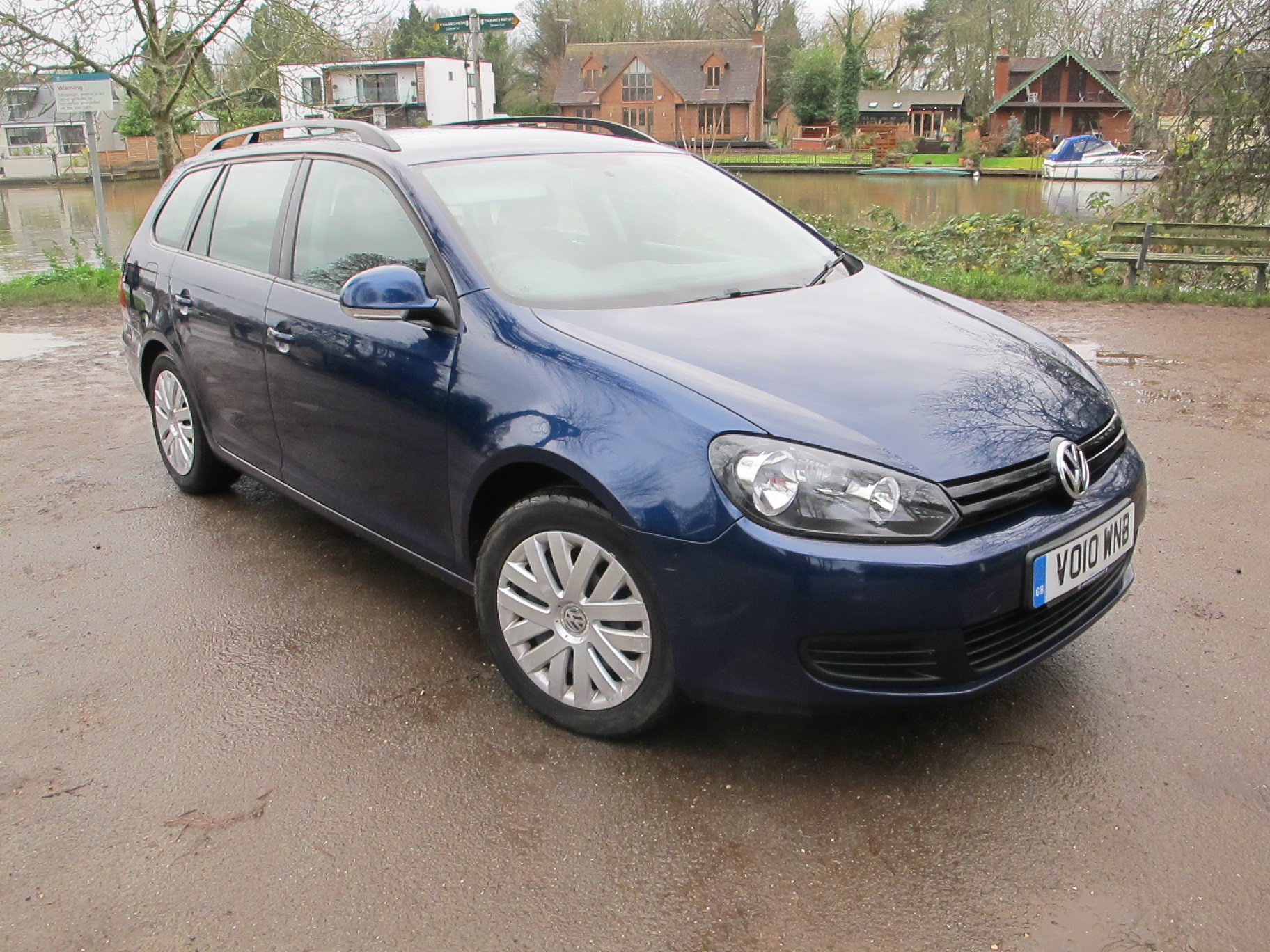2010 VW Golf Estate - Very clean car For Sale (picture 10 of 12)