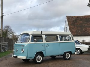 Picture of 1974 VW Camper Westfalia, automatic, six seater, SOLD For Sale