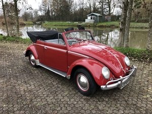 Picture of 1958 Volkswagen Beetle For Sale