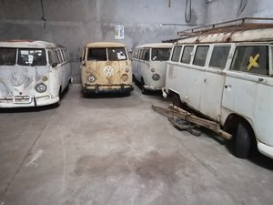 Picture of 1970 For sale - 4 VW T1 project, EUR 5500 For Sale