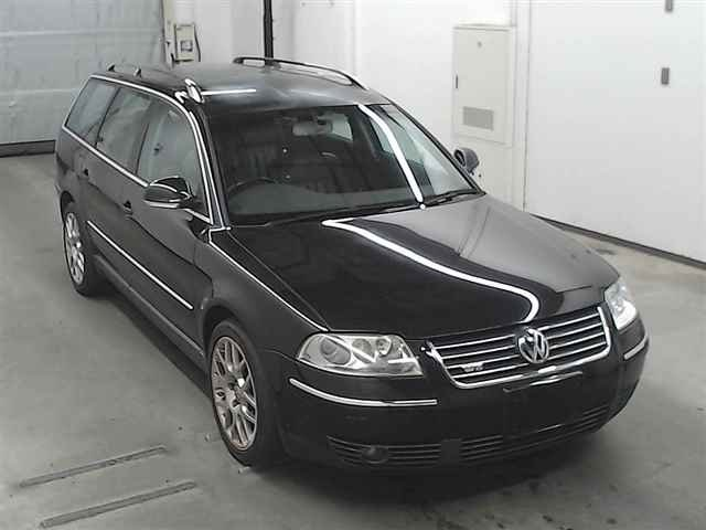 2004 VOLKSWAGEN PASSAT W8 4 MOTION 4.0 FULL LEATHER * LOW MILES * For Sale (picture 1 of 3)