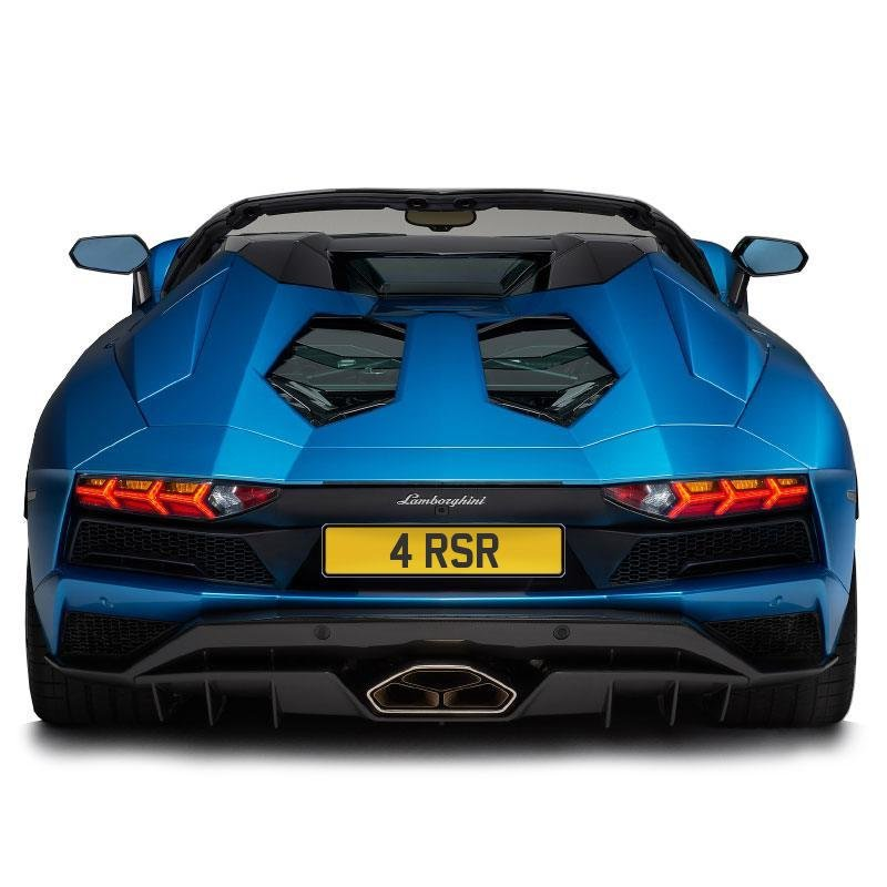 4 RSR - Cherished Dateless Number Plate For Sale (picture 4 of 4)