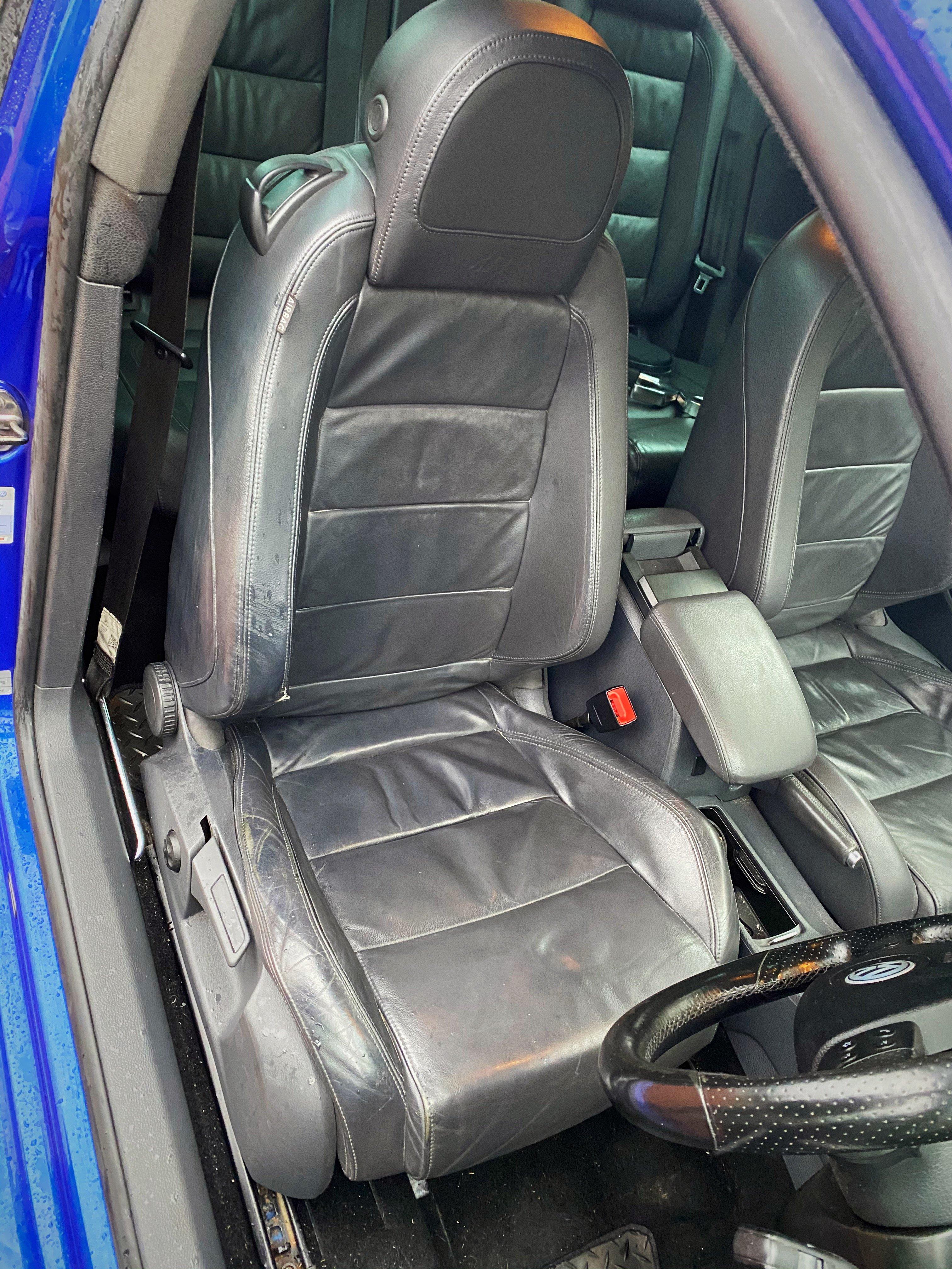 2007 Volkswagen Golf R32 MK5 3 Door DSG Low Miles For Sale (picture 5 of 9)