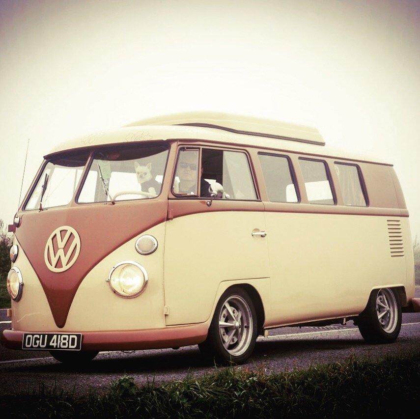1966 VW Volkswagen Type 2 Split Screen Camper For Sale (picture 4 of 12)