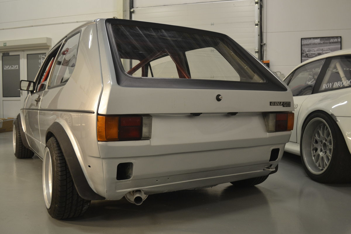 1979 Original small tailight GTI roadlegal trackday car For Sale (picture 4 of 4)