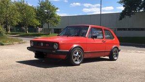 Mk1 Golf 20v turbo