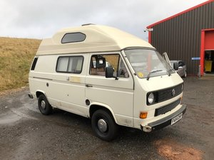 VW T3 Leisuredrive Crusader