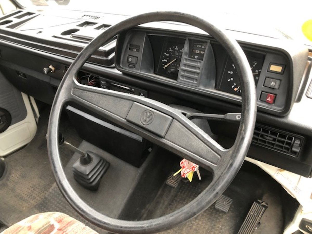 1989 VW T3 Leisuredrive Crusader For Sale (picture 8 of 11)