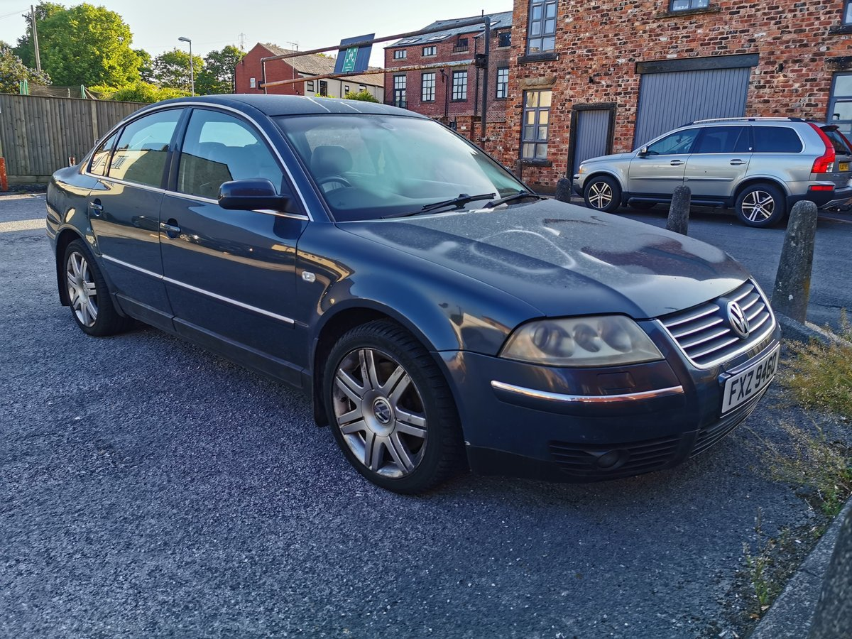 2004 Passat 4.0 W8 4Motion 6-Speed Manual For Sale (picture 3 of 6)