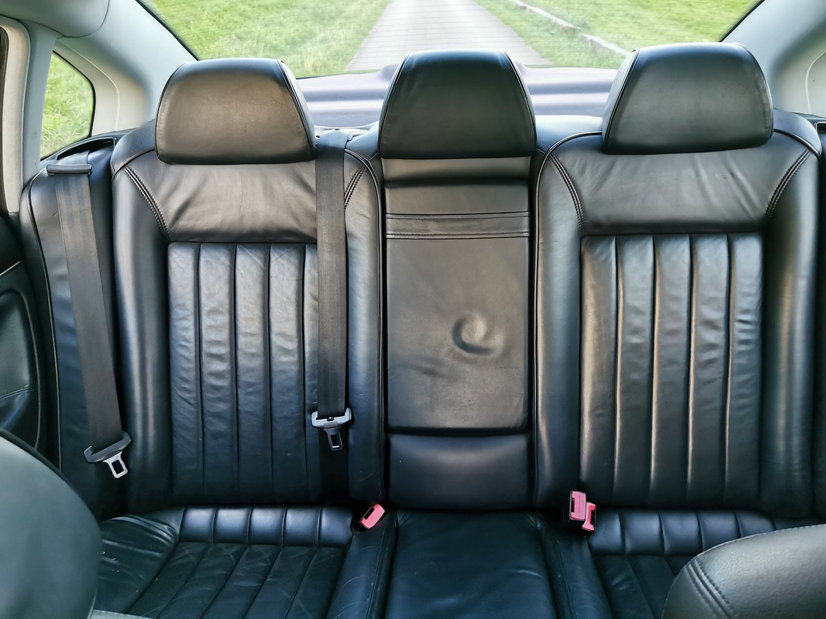 2004 Passat 4.0 W8 4Motion 6-Speed Manual For Sale (picture 5 of 6)